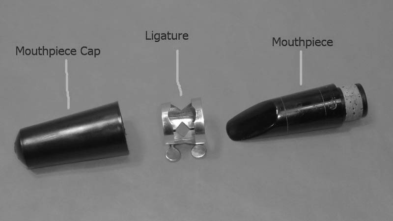 Parts of the Clarinet Mouthpiece